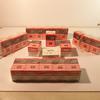 Lot de 20 boîtes de 20 montures à diapositives de la marque GEPE.