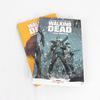 Lot de 2 livre Walking Dead 1 et 2 Delcourt