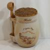 Pot à olives en terre cuite