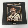 Coffret de 3 vinyle de 33 tours Georges Moustaki - je suis un autre
