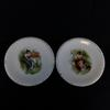Assiettes décoratives Limoge en porcelaine