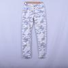 Pantalon slim à imprimé camouflage - 38