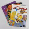 Lot de 3 BD Simpson tome 9,10 et 16 éditions Jungle