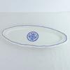Plat long en porcelaine de Gien