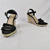 chaussure a talon bleu marine-Cosmoparis-37