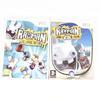 Bundle Rayman contre les lapins crétins 1 et 2 pour Wii