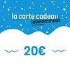 Carte cadeau Label Emmaüs - 20€