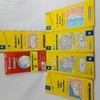 16 cartes de la France Michelin