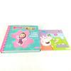 Lot de 2 livres: Peppa Pig cherche et trouve, Masha et Michka: Mon joli livre Puzzle
