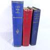 Lot de 3 beaux livres anciens