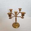 Chandelier  bougies couleur Bronze