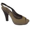Chaussure escarpin en cuir vernis Ash P 36