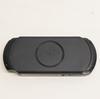 Console PSP E 1004 couleur noire avec chargeur et cinq jeux
