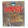 Livre Vampyre Gallimard Jeunesse.