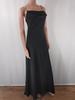 Robe longue noire - Lautinel - Taille 36