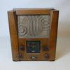 ancienne Radio Vintage Emouzy