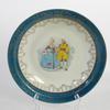 Grande assiette en porcelaine de Limoges