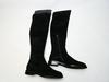 Bottes Cuissardes WHAT FOR  CAPU  en Cuir Kid Suede  Taille 37