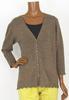 Gilet Vintage en laine T.42 - Fabriqué en France - Femme