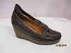 Paire de chaussures a talons compensés - pointure 40 - Geox