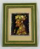 Petit tableau Portrait d'un homme en foret-encadré Marie louise en tissue