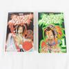 Lot de 2 mangas Shaman Kino de Hroyuki Takei éditions Kana