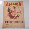 Protège-cahier ancien - Amora