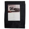 Neuf avec étiquette housse de couette Calvin Klein Home 240 cm x 220 cm Collection gardénia noir et gris