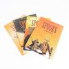 Lot de 4 comics Spooks Tome 1 & 4 en Anglais éditions CineBook