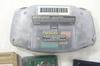Console Nintendo Game Boy Advance + 4 jeux.