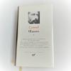 Livre collection La Pléiade Conrad Tome II