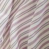Coupon tissu vintage 448 en 138 cm Coupe type Chatelard rayures Couture DIY