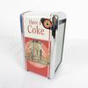 Boîte distributeur à serviette de Coca-Cola de style rétro