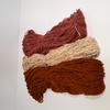 Lot de 3 écheveaux de laine 680gr