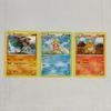 Lot de 3 Cartes Pokémon Rares - Brutalibré 87/162 Reverse - Roigada 21/122 - Camérupt 13/122.