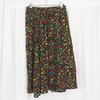 Jupe effet vintage à motif floral - T.42 - Femme