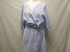 Robe à rayure bleu et blanche - VINTAGE DRESSING - taille M/L