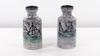 2 Vases en céramique St Clément