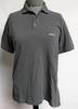 Deux polos homme , Mise Au Green , rose et taupe , taille S