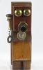 Reproduction d'un téléphone ancien à cornet