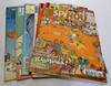 Lot de 7 exemplaires Spirou , bande dessinée