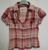 chemise à carreaux femme , taille 36