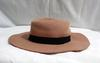 Chapeau feutre beige - MANGO - Taille U