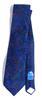Cravate 100% soie motifs paisley - LANVIN