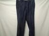 Pantalon bleu marine - ZARA MAN - taille 42
