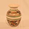 Vase en céramique décor stylisé