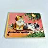 Livre vintage des chatons coquins