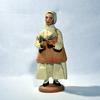 Jeune Grecque en costume local - Dora Parissis - Terracotta