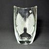 Vase Papillon - Cristal d'Arques