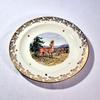 Assiette décorative Chevreuil - Limoges